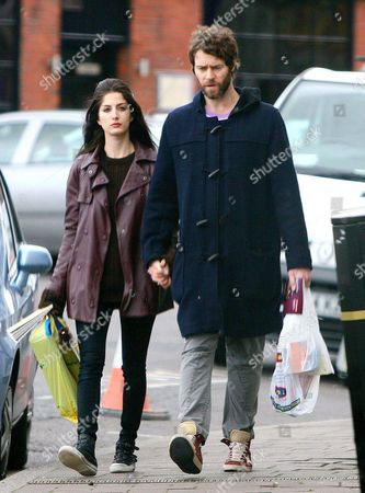 Editorial picture of Howard Donald and girlfriend Katie Halil in Ringwood, Hampshire, Britain - 21 Mar 2012