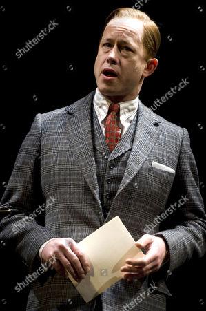 Daniel Betts as King Edward VIII