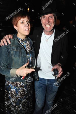 Kelly Dearsley and Richard Strange