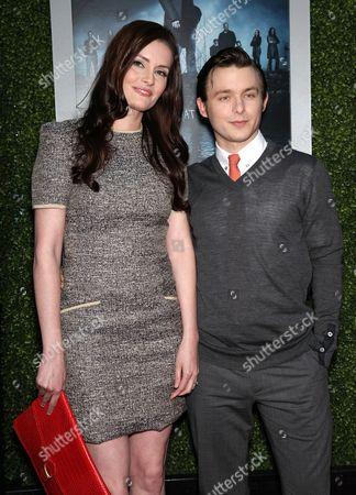 Jamie Anne Allman and Marshall