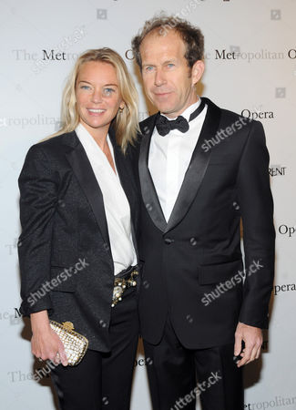 Stock Picture of Paul Deneve and Anne Sophie Deverledge