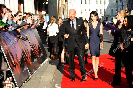 Editorial image of 'Titanic 3D' film premiere, Royal Albert Hall, London, Britain - 27 March 2012
