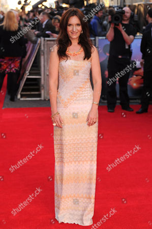 Editorial image of 'Titanic 3D' film premiere, Royal Albert Hall, London, Britain - 27 Mar 2012