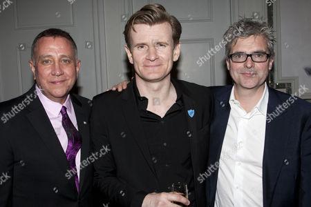 Michael Alden, Charles Edwards and Matthew Byam Shaw