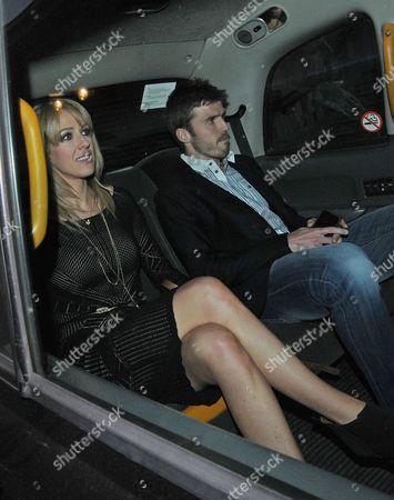 Lisa Roughead and Michael Carrick
