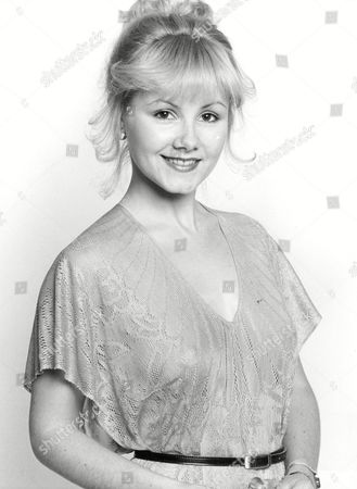 Stock Picture of Actress Sue Upton - 1978