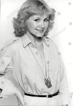 Stock Image of Actress Sue Upton - 1978