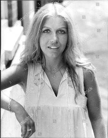 Singer Judie Tzuke A 1978