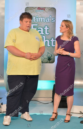 Fat Fighter - Andy Reeves and Amanda Hamilton