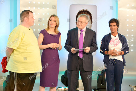 Fat Fighter - Andy Reeves, Amanda Hamilton, Dr Chris Steele and Fatima Whitbread