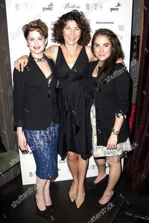 Iris Roberts, Eve Best and Lucy Eaton