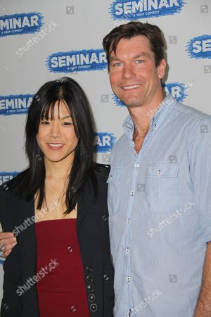 Hettienne Park and Jerry O'Connell