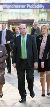 Norman Baker, MP for Lewes and Parliamentary Under Secretary for the Department for Transport