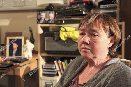 Hazel Rhodes [Pauline Quirke] has transformed Dale Head into a shrine for Jackson.