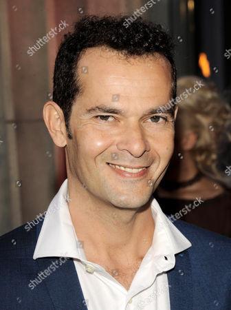 Stock Photo of Alejandro Naranjo