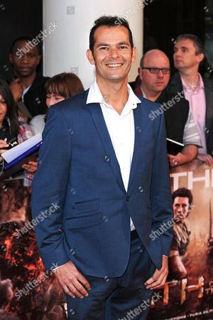 Editorial photo of 'Wrath of the Titans' film premiere, London, Britain - 29 Mar 2012