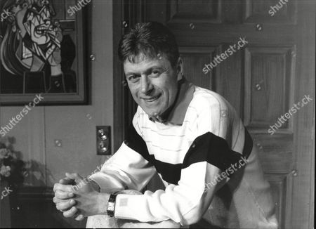 Mike Yarwood Impersonator At Theatre Royal Lincoln 1988.