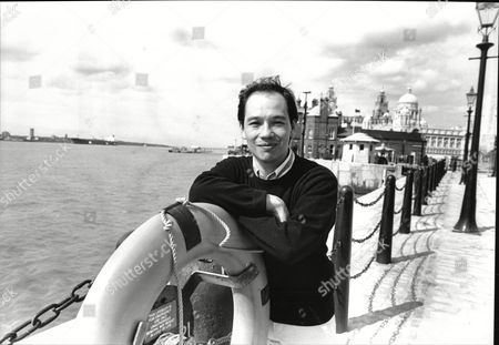 David Yip Actor Here On Quayside 1989.