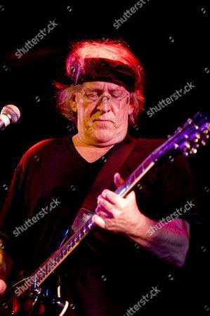 Jefferson Starship - Paul Kantner in concert in Edinburgh, Scotland, Britain