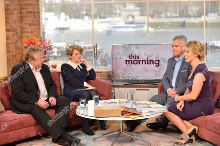 Nick Ferrari and Jo Bunting and with Eamonn Holmes and Ruth Langsford