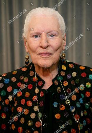 Stock Image of Costa Biographer winner Diana Athill