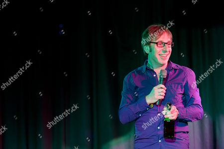 Stock Photo of Ian Stone at the Late Late Show at the Arena