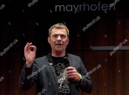 Editorial image of Altitude Comedy Festival, Mayrhofen, Austria - 01 Mar 2012