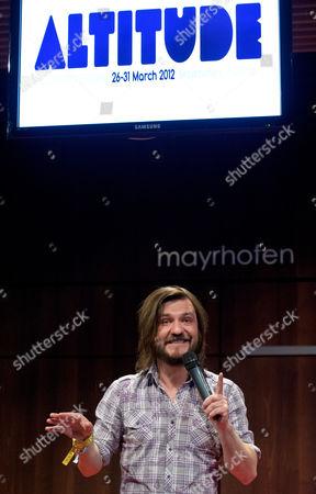 Editorial picture of Altitude Comedy Festival, Mayrhofen, Austria - 01 Mar 2012