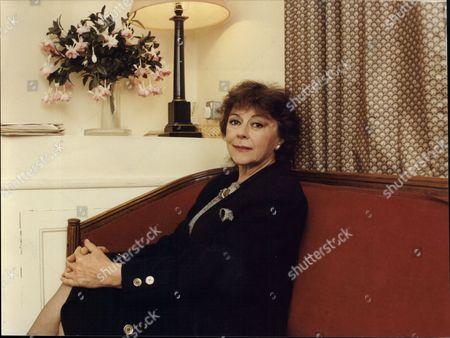 Dorothy Tutin Actress 1989.