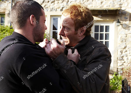 Editorial picture of 'Emmerdale' TV Programme. - 2011