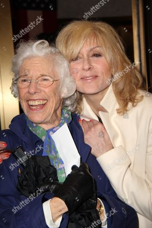Frances Sternhagen, Judith Light