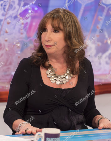 Editorial photo of 'Loose Women' TV Programme, London, Britain - 02 Apr 2012