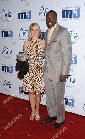 Editorial picture of Michael Jordan Celebrity Invitational Gala at the Aria Resort & Casino at Citycenter in Las Vegas, America - 30 Mar 2012