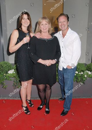 Joanne, Jo and Danny Hansford