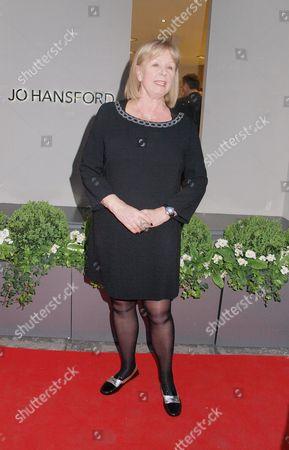 Jo Hansford