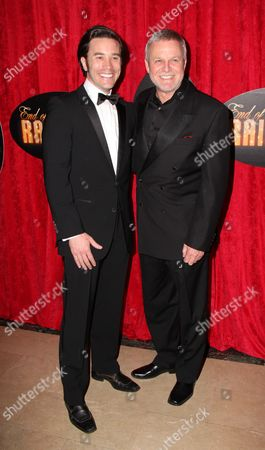 Stock Picture of Tom Pelphrey and Ron Raines