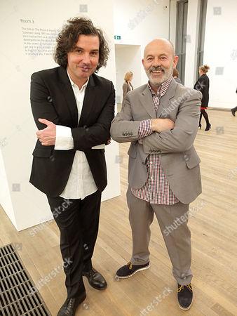 Antony Genn and Keith Allen