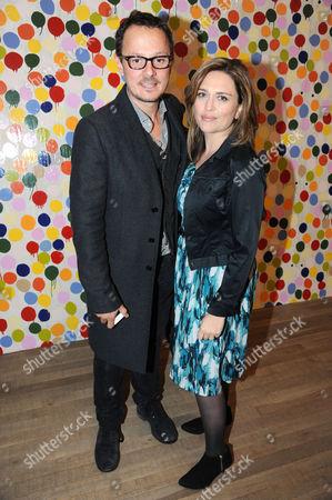 Jon Yeo and Shebah Ronay