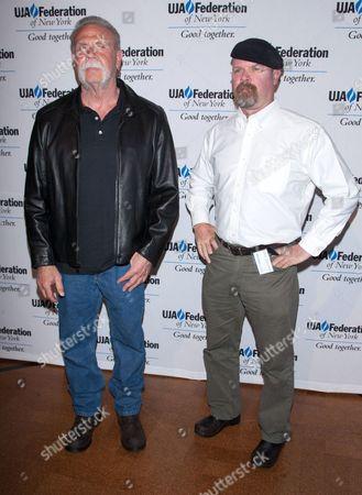 Paul Teutul and Jamie Hyneman