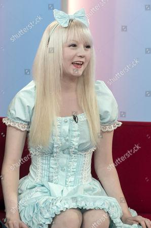 Editorial photo of 'Daybreak' TV Programme, London, Britain - 04 Apr 2012