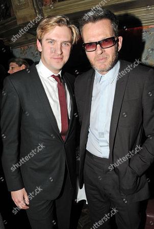 Dan Stevens and Nick Hart