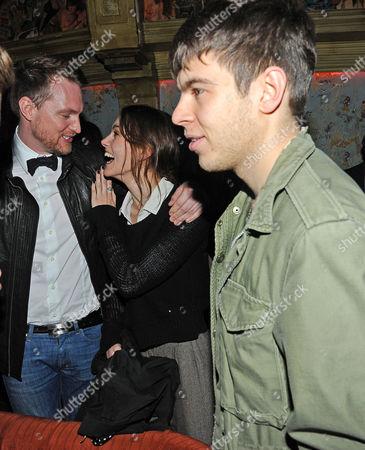 Editorial image of Belvedere Presents Jean-Philippe Rio-Py at the Box, London, Britain - 04 Apr 2012