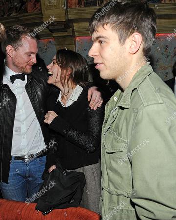 Editorial picture of Belvedere Presents Jean-Philippe Rio-Py at the Box, London, Britain - 04 Apr 2012