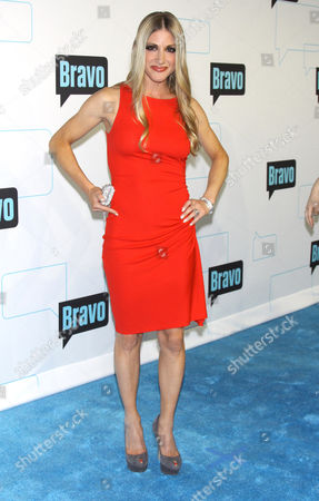 Editorial picture of Bravo Upfront Event 2012, New York, America - 04 Apr 2012
