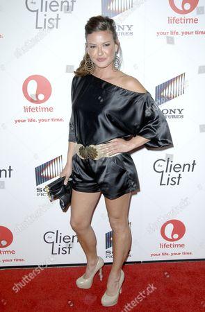 Stock Photo of Alicia Lagano