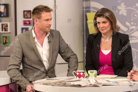 Editorial picture of 'Lorraine Live' TV Programme, London, Britain - 05 Apr 2012