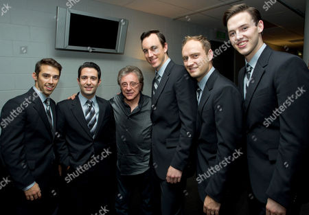 Frankie Valli and The Jersey Boys - Dion Bilios, Graham Foote, Glaston Toft, Anthony Harkin and Declan Egan