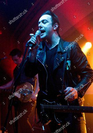 Editorial photo of Glasvegas in concert at the Classic Grand, Glasgow, Scotland, Britain - 05 Apr 2012