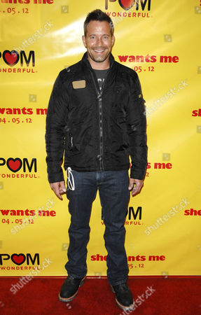 Editorial image of 'She Wants Me' film premiere, Los Angeles, America - 05 Apr 2012
