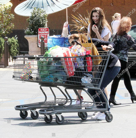 Teri Hatcher and daughter Emerson Rose